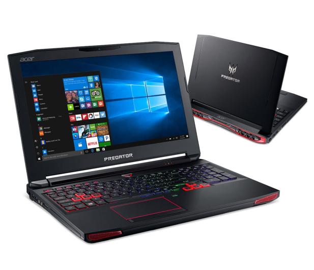 Acer G9-593 i7-7700HQ/16GB/256+1000/Win10 GTX1070 - 387430 - zdjęcie