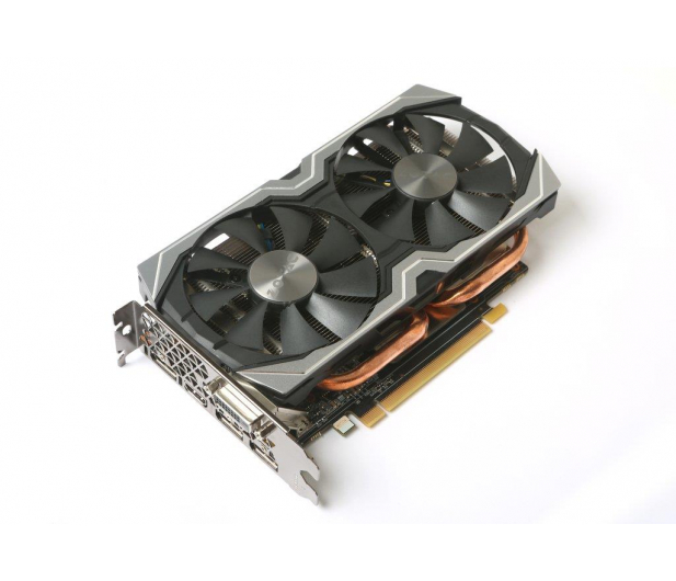 Zotac GeForce GTX 1060 AMP! Edition 6GB GDDR5 - 387526 - zdjęcie 2