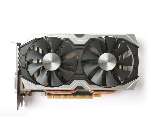 Zotac GeForce GTX 1060 AMP! Edition 6GB GDDR5 - 387526 - zdjęcie 4