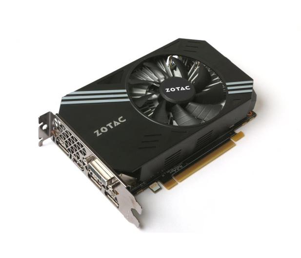 Zotac GeForce GTX 1060 MINI 6GB GDDR5 - 387524 - zdjęcie 2