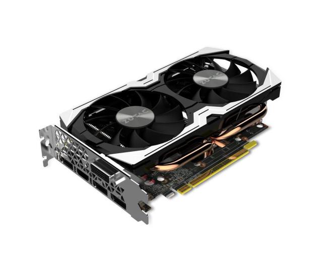 Zotac GeForce GTX 1070 MINI 8GB GDDR5  - 387578 - zdjęcie 2
