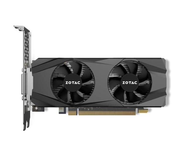 Zotac GeForce GTX 1050 Ti Low Profile 4GB GDDR5  - 387596 - zdjęcie 4