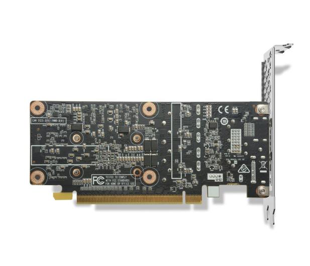 Zotac GeForce GTX 1050 Ti Low Profile 4GB GDDR5  - 387596 - zdjęcie 6