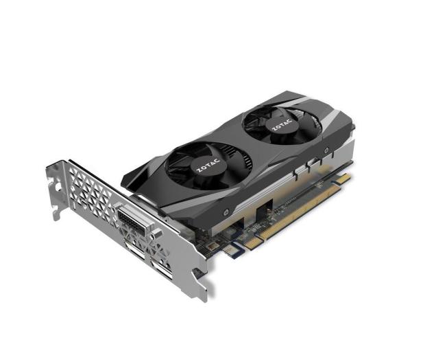Zotac GeForce GTX 1050 Ti Low Profile 4GB GDDR5  - 387596 - zdjęcie 2