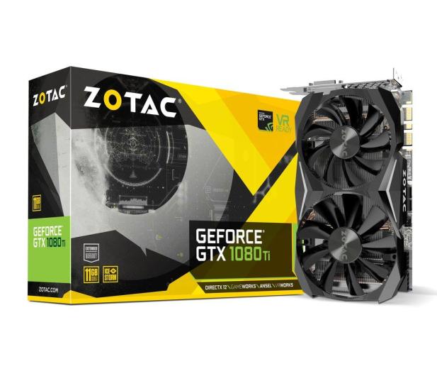 Zotac Geforce GTX 1080 Ti MINI 11GB GDDR5X - 387581 - zdjęcie 1