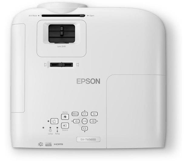 Epson EH-TW5600 3LCD - 387150 - zdjęcie 5