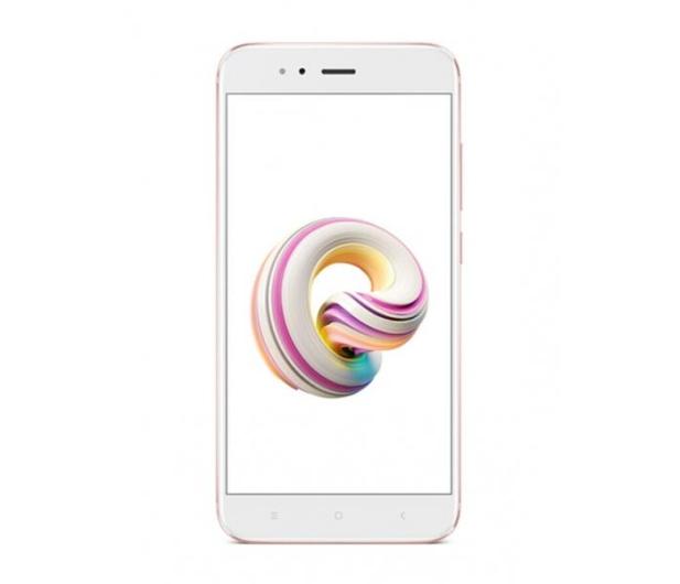 Xiaomi Mi A1 64GB Rose Gold  - 387413 - zdjęcie 2