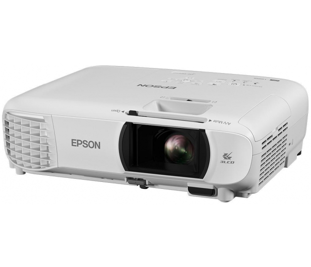 Epson EH-TW650 3LCD - 387156 - zdjęcie 4
