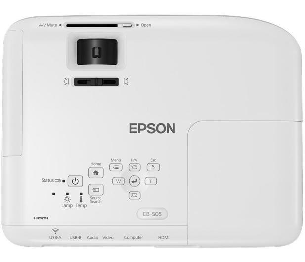 Epson EB-S05 3LCD - 387177 - zdjęcie 4