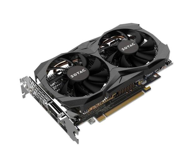 Zotac GeForce GTX 1060 AMP! CORE Edition 3GB GDDR5 - 387620 - zdjęcie 3