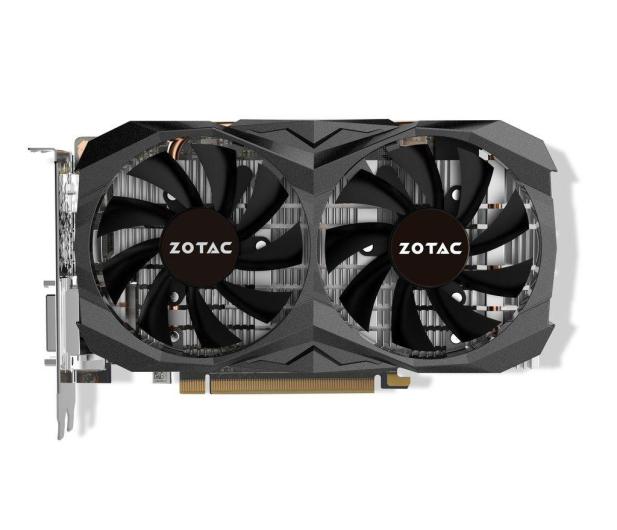 Zotac GeForce GTX 1060 AMP! CORE Edition 3GB GDDR5 - 387620 - zdjęcie 2