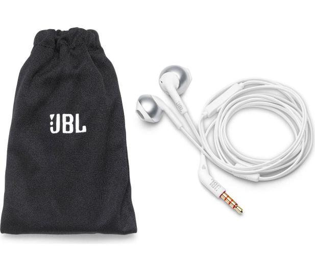 JBL T205 Srebrne - 387776 - zdjęcie 3