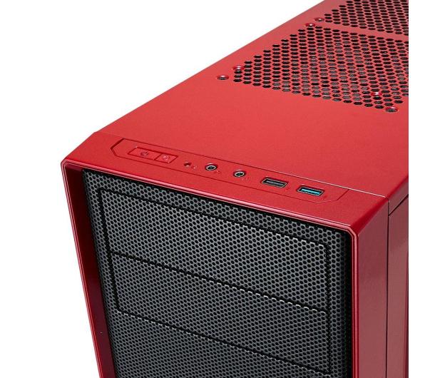 Fractal Design Focus G Window czerwony - 387610 - zdjęcie 8