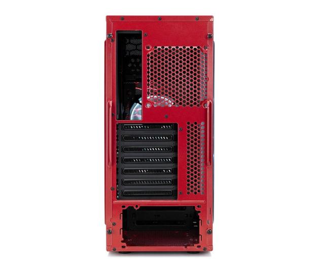 Fractal Design Focus G Window czerwony - 387610 - zdjęcie 5