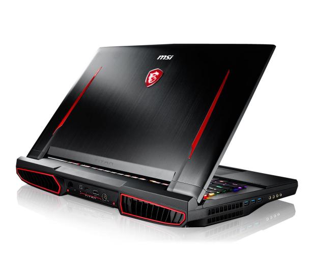 MSI GT75VR i7-7820HK/32/1TB+512/Win10 GTX1070 SLI - 381496 - zdjęcie 3
