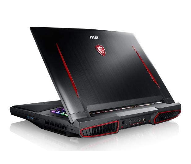 MSI GT75VR i7-7700HQ/16/1TB+256/Win10 GTX1070 120Hz  - 381495 - zdjęcie 4