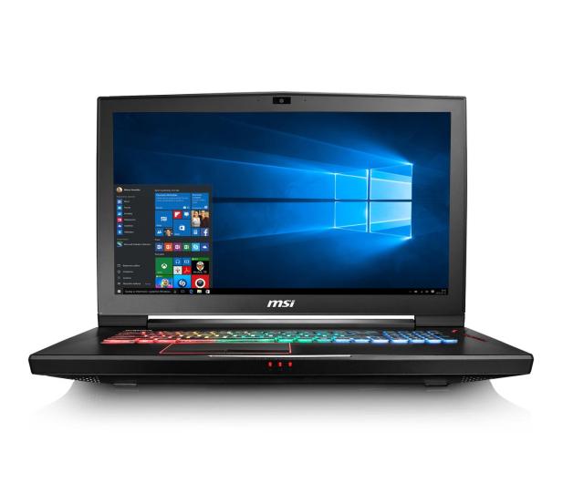 MSI GT73VR i7/16/1TB+256PCIe/Win10 GTX1070 120Hz  - 342768 - zdjęcie 2