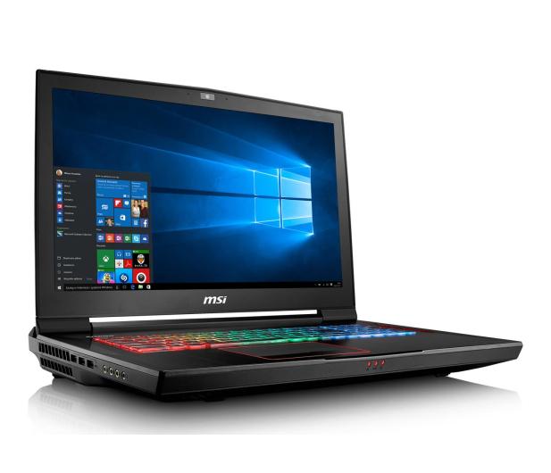 MSI GT73VR i7/16/1TB+256PCIe/Win10 GTX1070 120Hz  - 342768 - zdjęcie 7