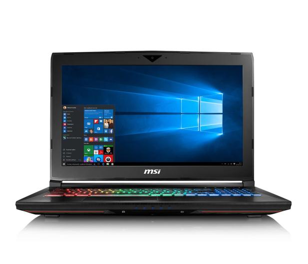 MSI GT62VR i7-7700HQ/16/1TB+256SSD/Win10 GTX1060 IPS - 346586 - zdjęcie 2