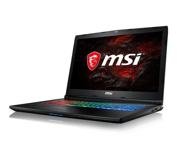 MSI GP72MVR i7-7700HQ/16GB/1TB+256SSD GTX1060  - 391031 - zdjęcie 7