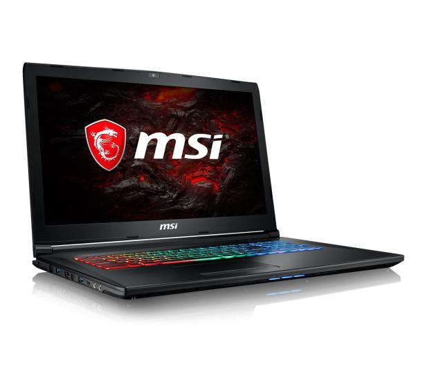 MSI GP72MVR i7-7700HQ/16GB/1TB+256SSD GTX1060  - 391031 - zdjęcie 8