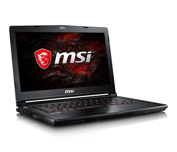 MSI GS43VR i7-6700HQ/16GB/1TB+128PCIe GTX1060   - 321206 - zdjęcie 8