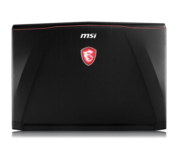 MSI GS43VR i7-6700HQ/16GB/1TB+128PCIe GTX1060   - 321206 - zdjęcie 4