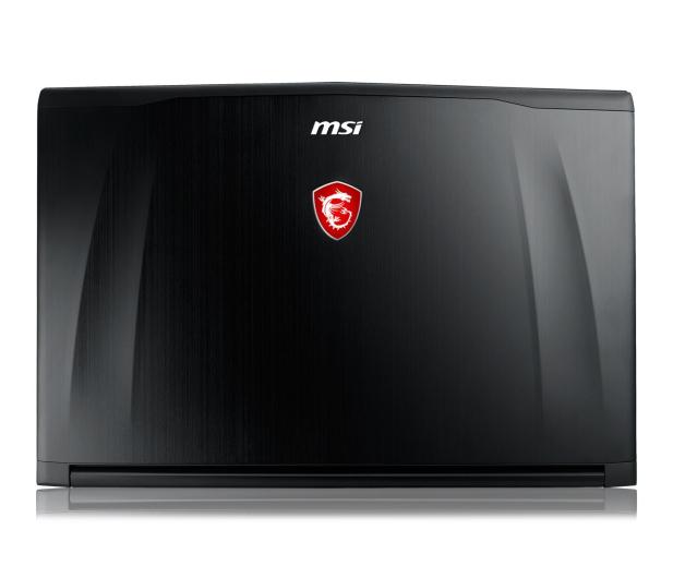 MSI GP72MVR i7-7700HQ/16GB/1TB+256SSD/Win10X GTX1060  - 391033 - zdjęcie 4