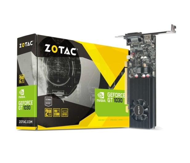Zotac GeForce GT 1030 2GB GDDR5 - 388902 - zdjęcie