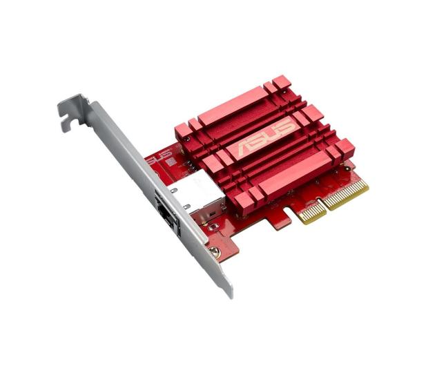ASUS XG-C100C (100/1000Mbit/10Gbit) - 388420 - zdjęcie
