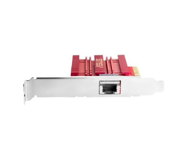 ASUS XG-C100C (100/1000Mbit/10Gbit) - 388420 - zdjęcie 2