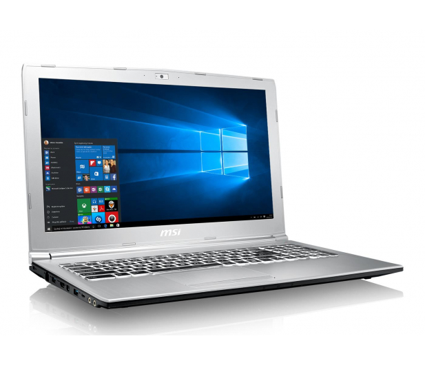 MSI PE62 i7-7700HQ/16GB/1TB/Win10 GTX1050  - 375482 - zdjęcie 8
