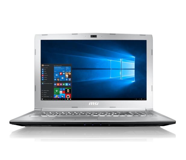 MSI PE62 i7-7700HQ/16GB/1TB/Win10 GTX1050  - 375482 - zdjęcie 2