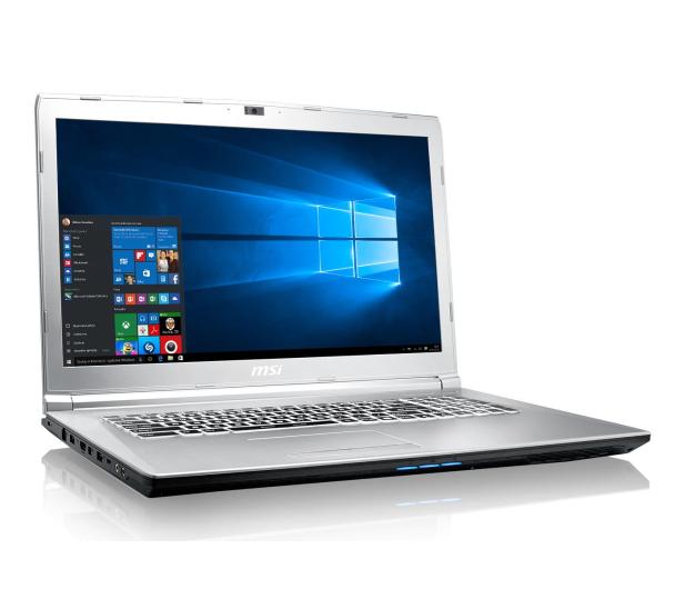 MSI  PE72 7RD i7-7700HQ/16GB/1TB/Win10 GTX1050  - 375516 - zdjęcie 8