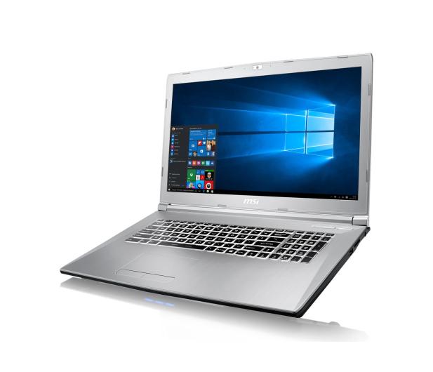MSI  PE72 7RD i7-7700HQ/16GB/1TB/Win10 GTX1050  - 375516 - zdjęcie 12