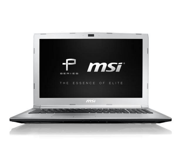 MSI PL62 i5-7300HQ/8GB/1TB MX150 - 383401 - zdjęcie 2