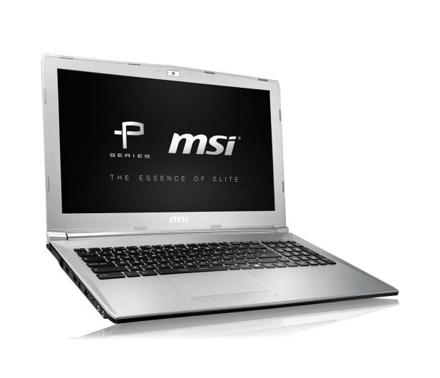 MSI PL62 i5-7300HQ/8GB/1TB MX150 - 383401 - zdjęcie 12