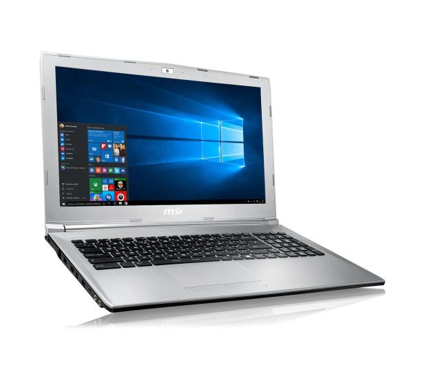MSI PL62 i7-7700HQ/8GB/1TB/Win10X MX150  - 375413 - zdjęcie 12