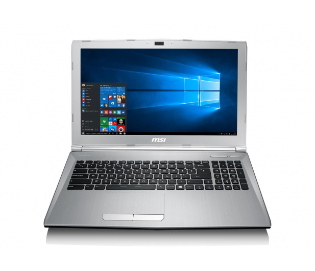 MSI PL62 i7-7700HQ/8GB/1TB/Win10X MX150  - 375413 - zdjęcie 11