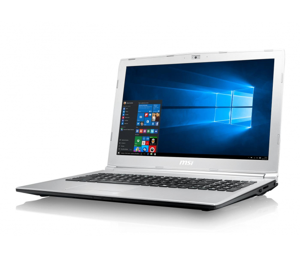 MSI PL62 i7-7700HQ/8GB/1TB/Win10X MX150  - 375413 - zdjęcie 8