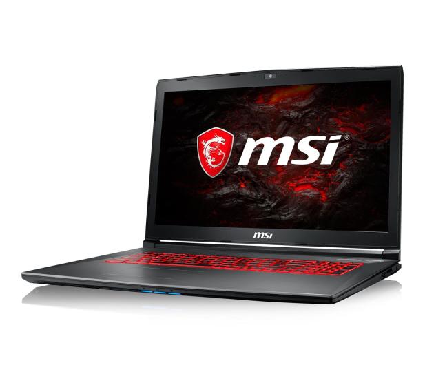 MSI GV72 i7-8750H/8GB/1TB+240 GTX1050Ti  - 436149 - zdjęcie 3