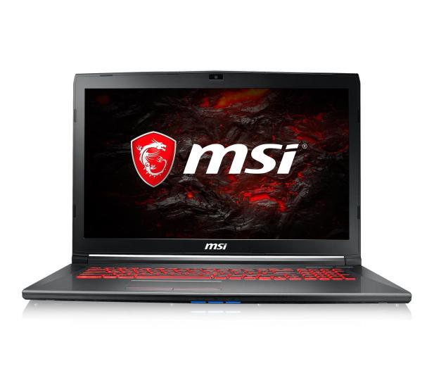 MSI GV72 i7-8750H/8GB/240+1TB GTX1050Ti  - 440508 - zdjęcie 2