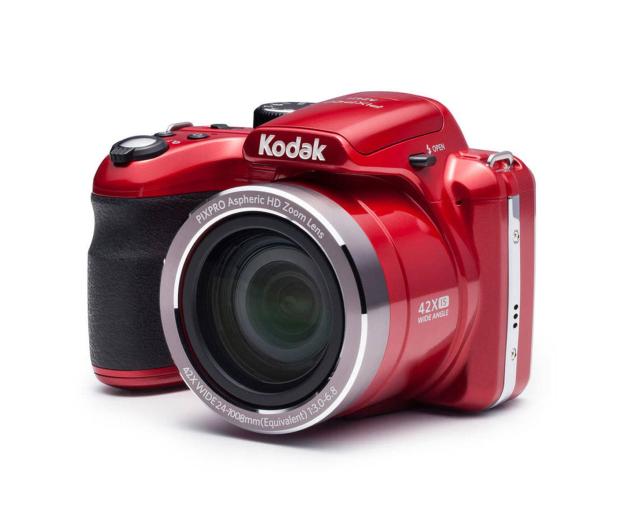 Kodak PixPro AZ421 czerwony - 387491 - zdjęcie 2