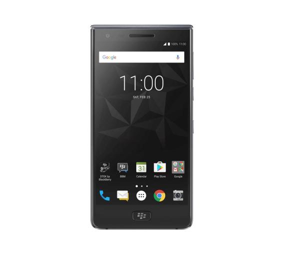 BlackBerry Motion 32GB czarny - 389114 - zdjęcie 3