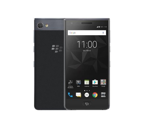BlackBerry Motion 32GB czarny - 389114 - zdjęcie