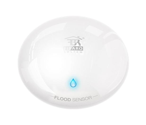 Fibaro Flood Sensor Czujnik zalania (HomeKit) - 388288 - zdjęcie