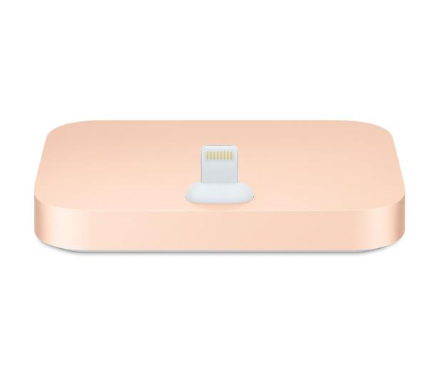 Apple Stacja Dokująca do iPhone Gold - 389259 - zdjęcie