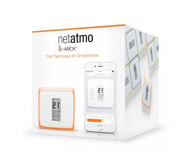 Netatmo Thermostat (inteligentny termostat) - 389546 - zdjęcie 3
