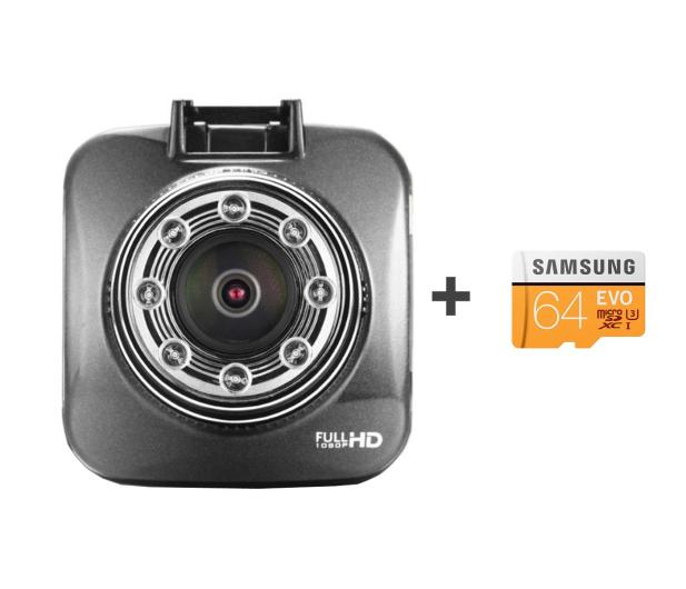 "Xblitz GO Full HD/2""/170 + 64GB - 389921 - zdjęcie"