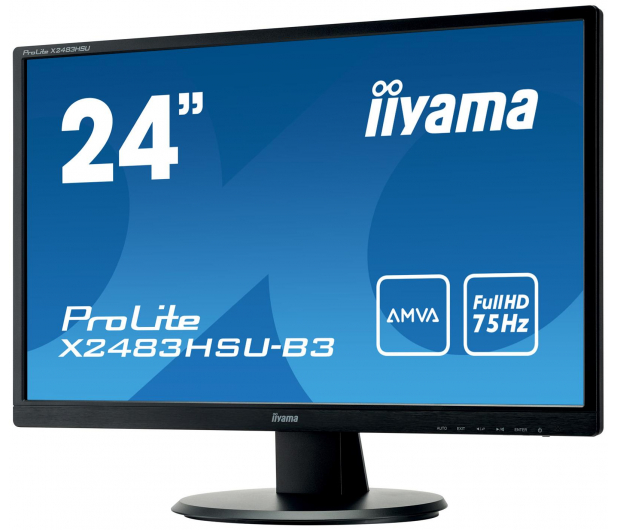 iiyama X2483HSU - 380632 - zdjęcie 2